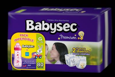 Promociones Babysec | <span>CMPC<span>