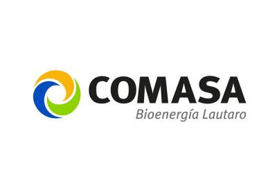 Logotipo Comasa | <span>Comasa<span>