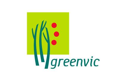 Logotipo y papelería Greenvic| <span>Greenvic<span>