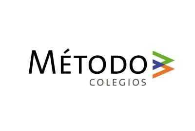 Logotipo Método | <span>Método Colegios<span>