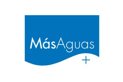 Logotipo y papelería Más Aguas | <span>Más Aguas<span>