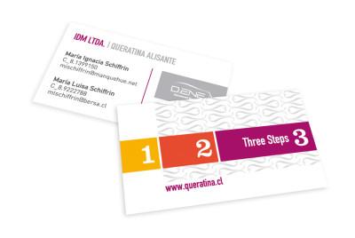 Logotipo producto y aplicaciones | <span>Denea, Three Steps<span>