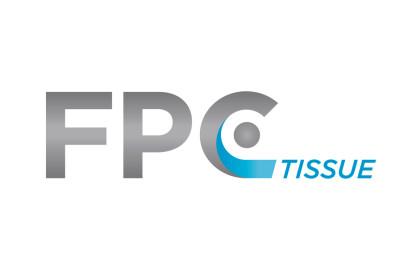 Logotipo y papelería FPC | <span>Forestal y papelera Concepción<span>