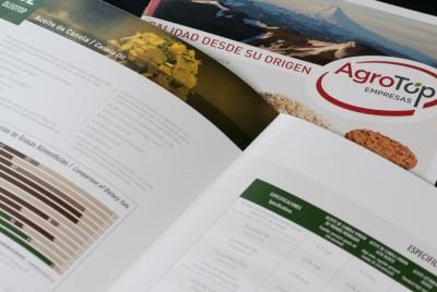 Brochure  corporativo | <span>Agrotop<span>