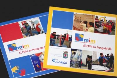 Tríptico alianza Colbún-MIM | <span>Colbún<span>