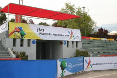 Branding Olimpiadas Nacionales BCI | <span>Latitud 90<span>