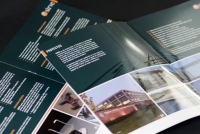 Brochure corporativo | <span>Sirve<span>